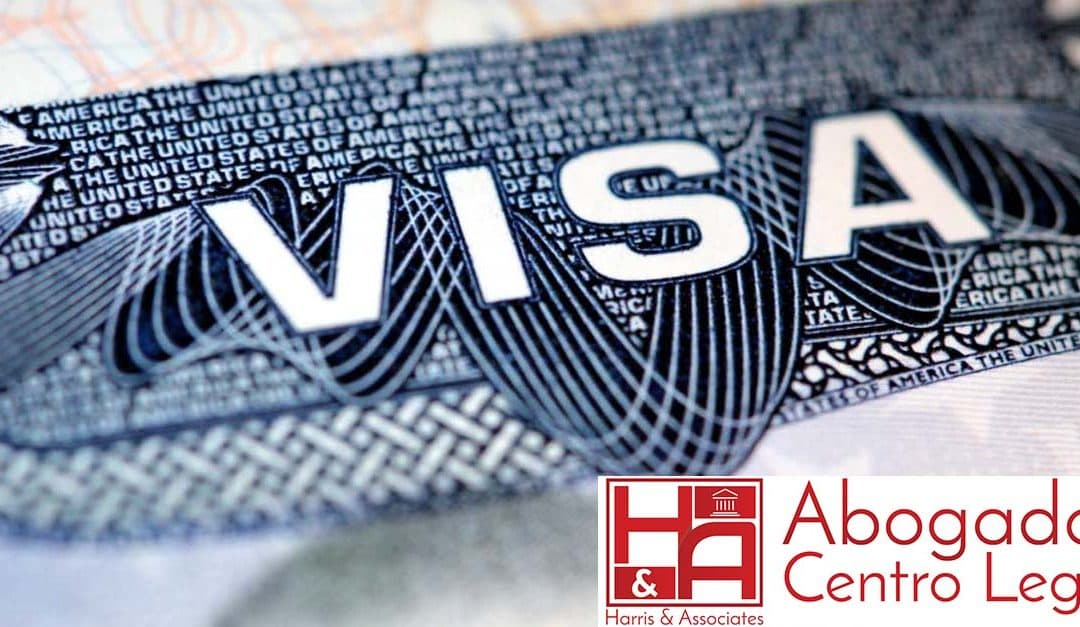 Is the resident card and a visa the same?