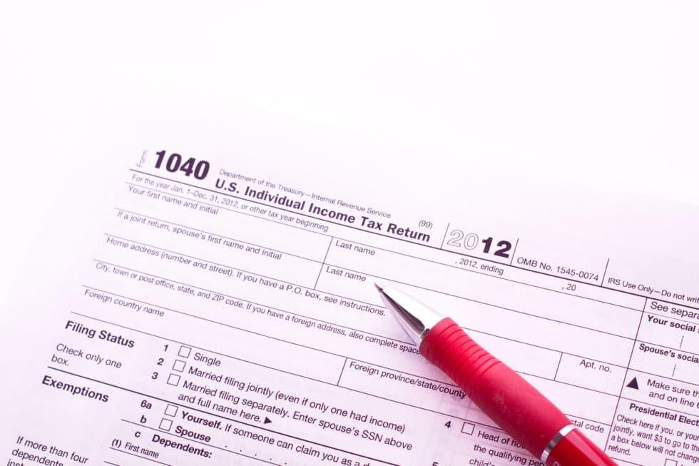 La temporada de impuestos empezará el 12 de febrero