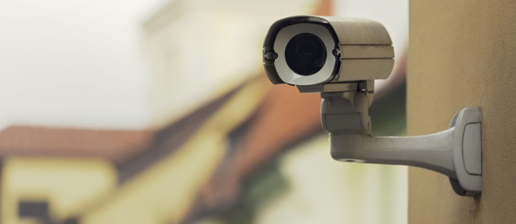 The Impact of Security Cameras on Workplace Accidents
